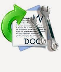 adalah tips yang akan saya bahas dalam postingan pada kesempatan kali ini Cara Memperbaiki File MS Word yang Rusak