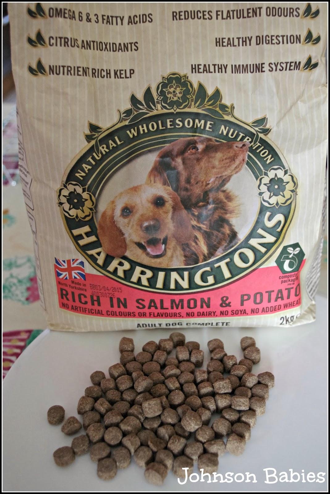 Johnson Babies Harringtons Pet Food Review