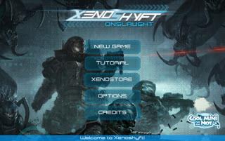 XenoShyft APK MOD Expansion Unlocked
