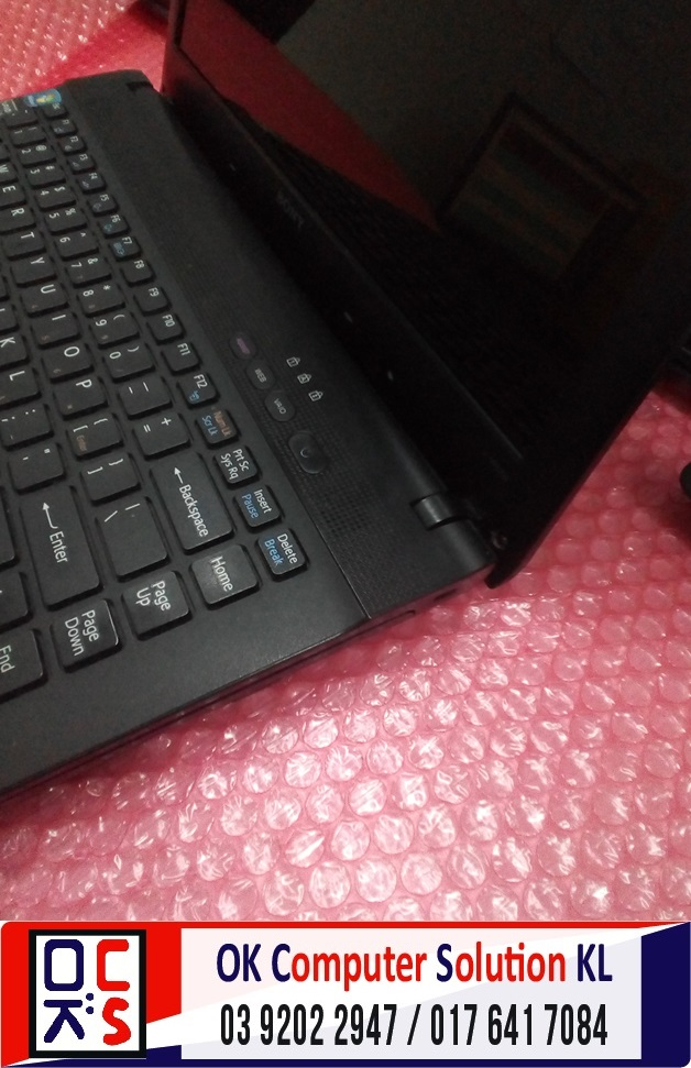 [SOLVED] HINGE PATAH SONY VAIO | REPAIR LAPTOP CHERAS 4