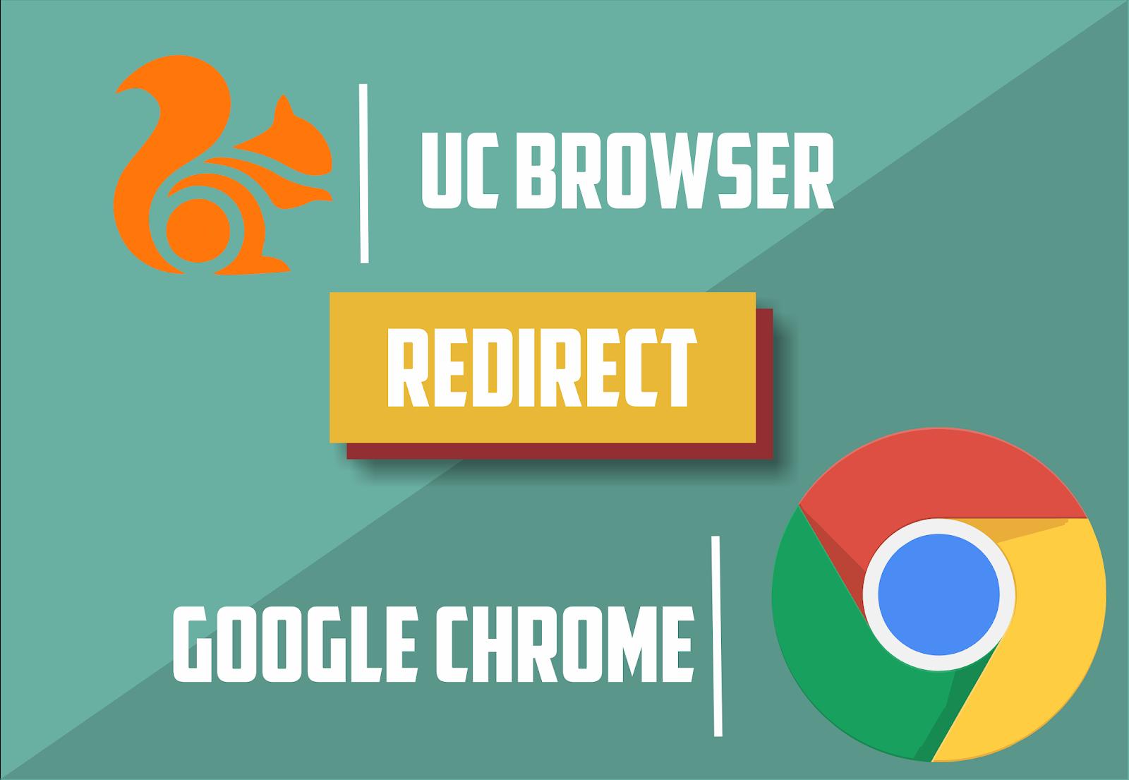 Cara Membuat Blog Redirect Langsung Ke Google Chrome