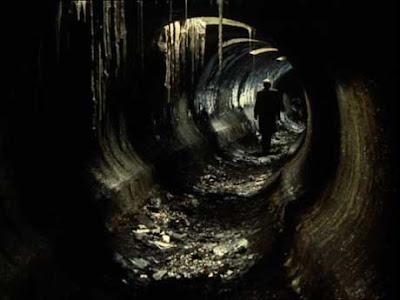 Tunel agua Stalker Tarkovsky