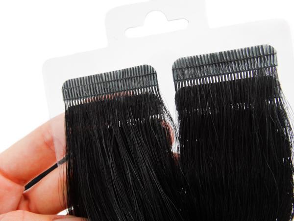 Mega Hair de Fita Adesiva Cabelo Humano com tecnologia que não solta fios