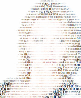 The Generator Blog: Text-Image Generator