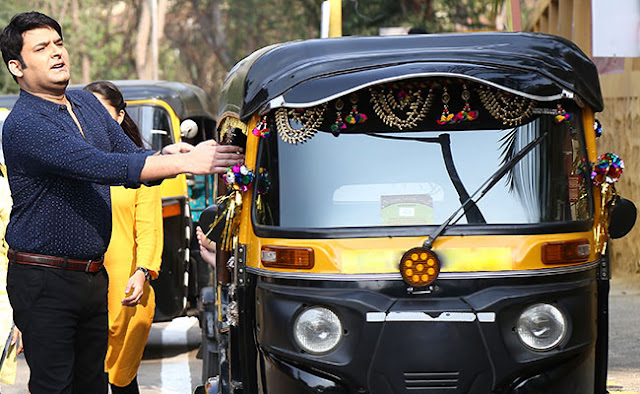 Kapil Sharma has to do the bus-auto journey, know why I came