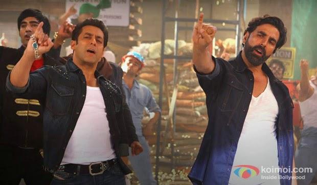 Fugly Fugly Kya Hai Title Song | Akshay Kumar, Salman Khan | Yo Yo Honey Singh 720p