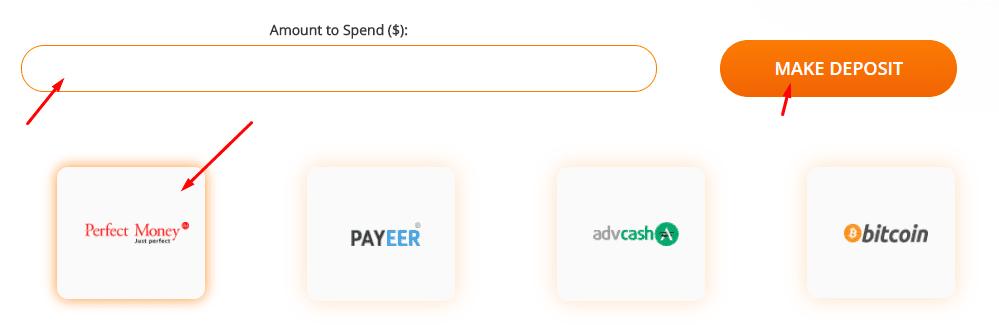 Регистрация в Crypto-FX 4