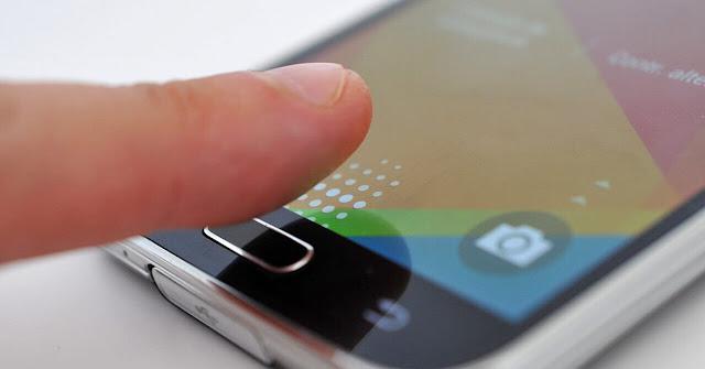 lector huella smartphones no confiable