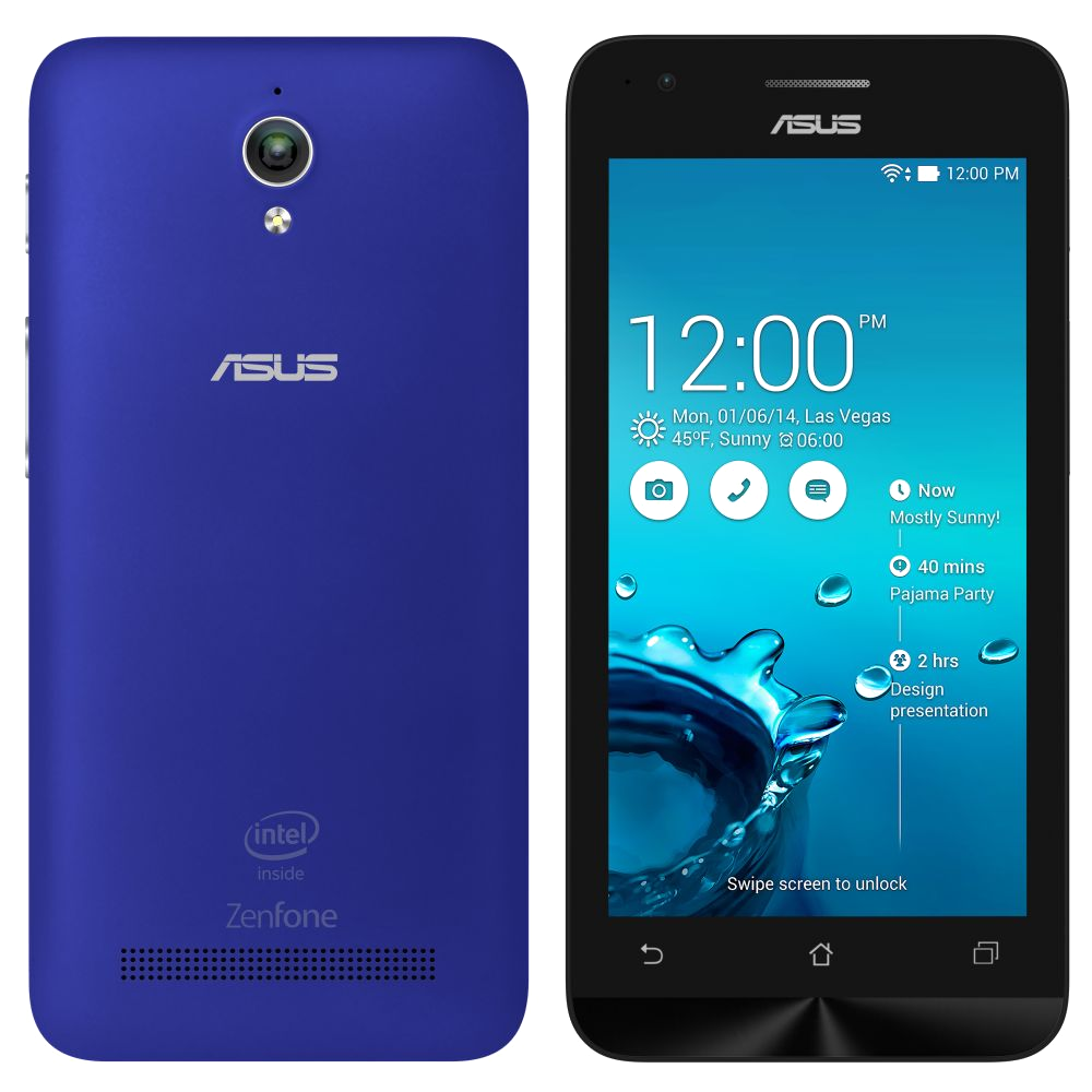 Cara Flashing Asus Zenfone C (Bootloop)