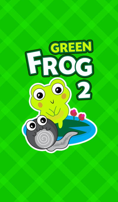 Green Frog 2