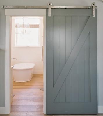 model pintu kamar mandi putih terbaru