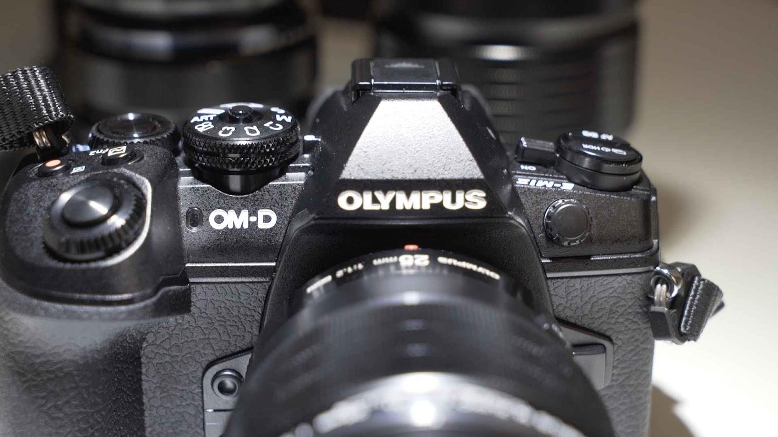 Olympus OM-D E-M1 Mark II