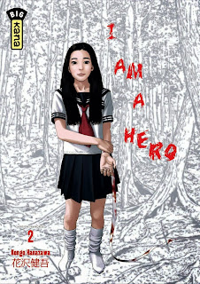 I AM A HERO tome 2 chez Kana