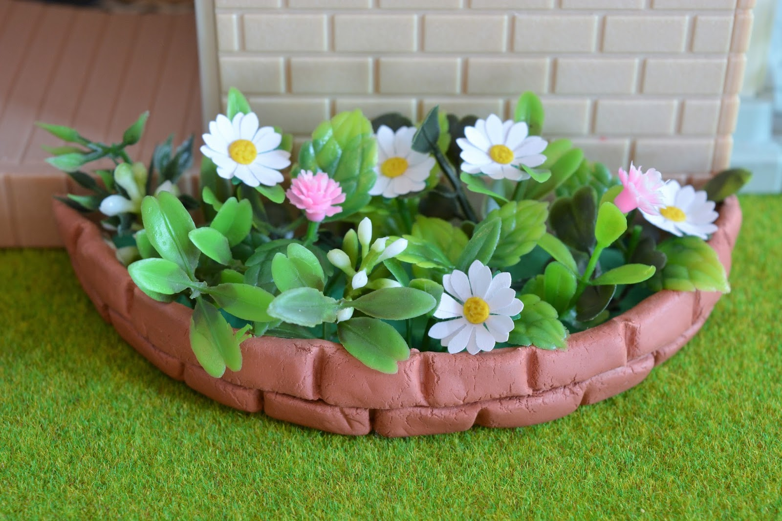 My Sylvanian Paradise Diy Flower Beds
