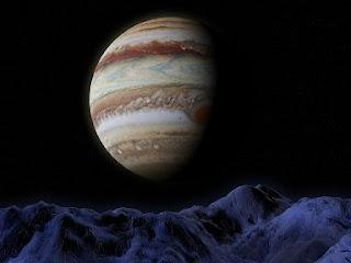 ciri khas planet yupiter