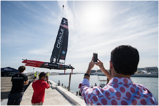 The America's Cup arrives in the Sultanate of Oman