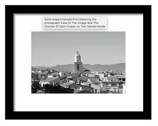 Clocher de Saint-Tropez