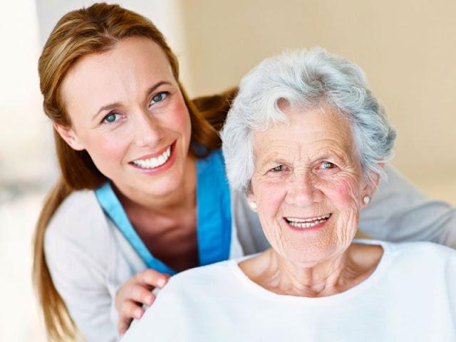 Cuidado de mayores en Murcia