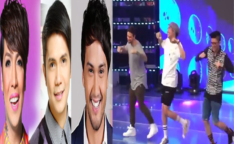Vice Vhong Billy Its showtime Tatlong Bibe