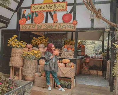 Spot Wisata Kota Bandung