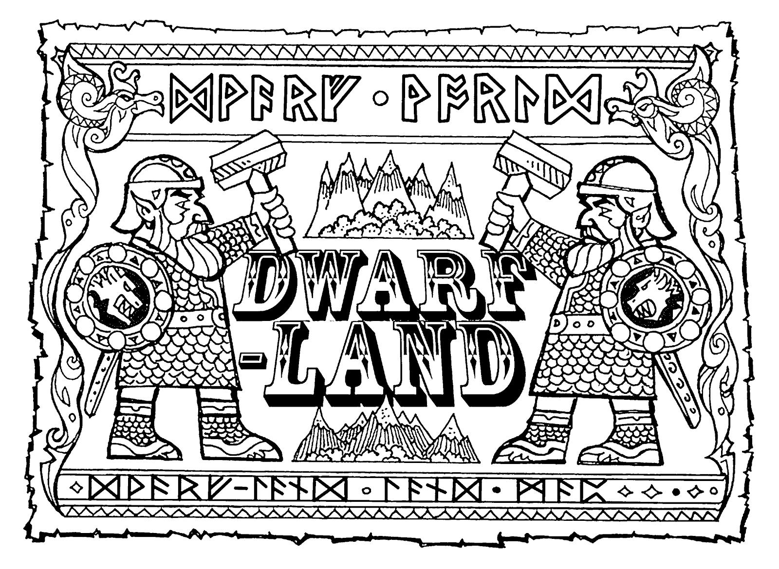 Recruiting) Dwarf-Land (5e D&D) | RPGnet Forums