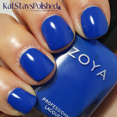 Zoya Focus Collection - Sia | Kat Stays Polished