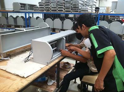Lowongan Kerja Jobs : Operator Produksi, IT Support, Account Executive, HRD Senior Min SMA SMK D3 S1 Semua Jurusan Membutuhkan Tenaga Baru Seluruh Indonesia