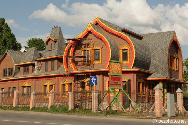 дом берендея фото
