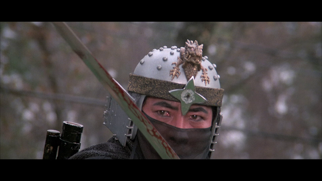 Pray for Death still of Sho Kosugi