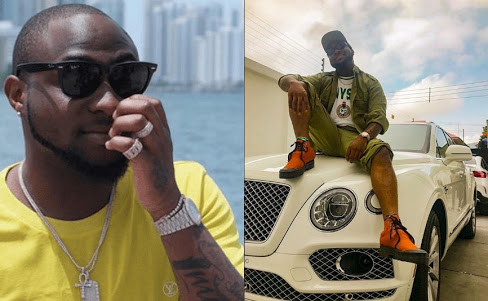 Corper Wee! Davido Goes For NYSC 3 Years After Graduation