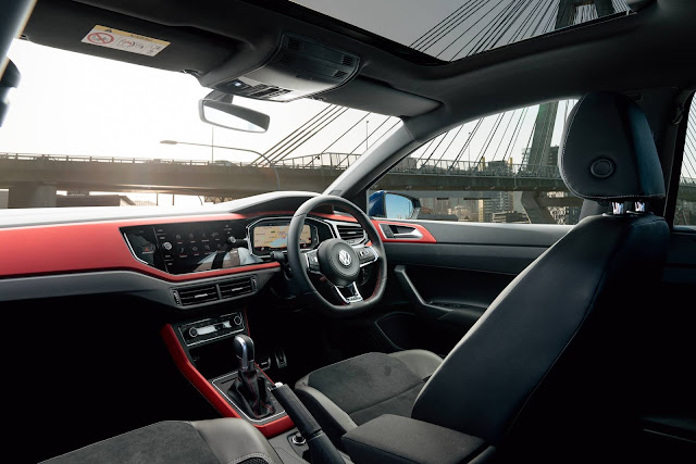 VW Polo GTI 2019