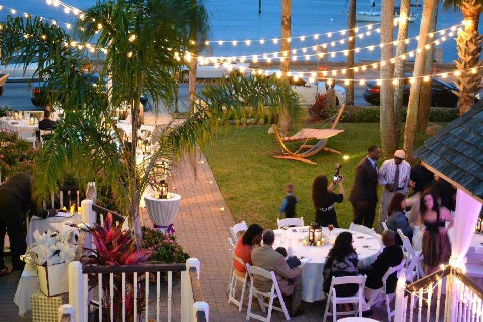 Bayfront Marin House St Augustine FL Wedding Venue