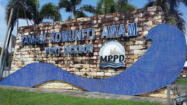 Taman Komuniti Awam Port Dickson