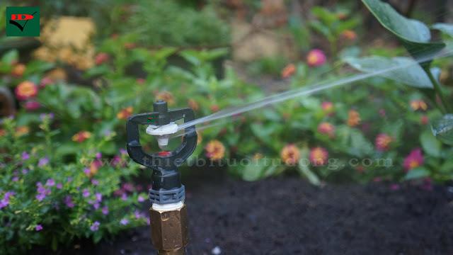 vòi tưới phun mưa nelson usa r10