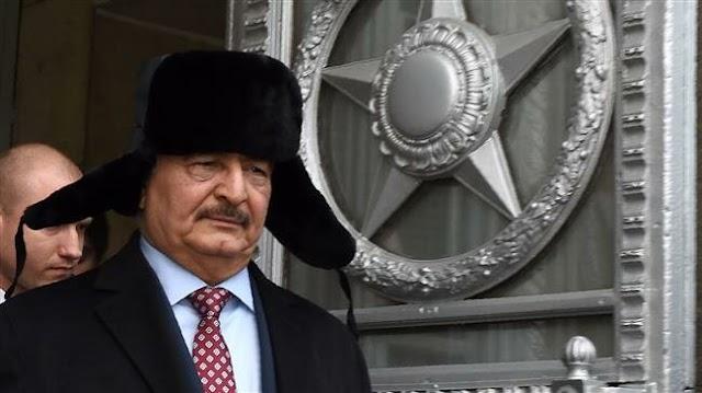Saudi Arabia funded Libya rebels push toward Tripoli: Report
