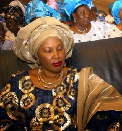 Obasanjo's Ex-wife, Taiwo to Launch New Political Party, ABC