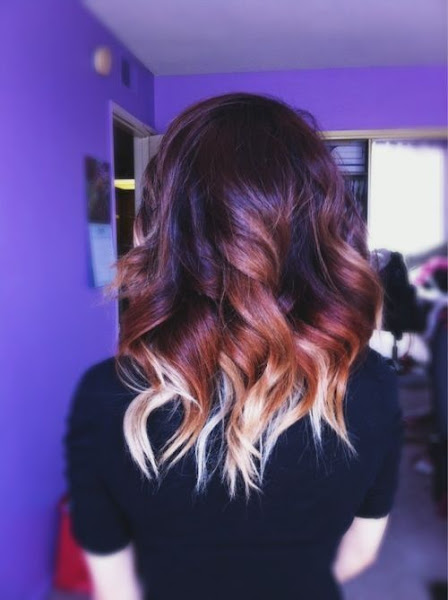 Medium hairstyles 61 fun styles to make medium hair fun again medium ombre hair for fine hair blunt shoulder length hairstyle urmus Choice Image