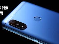 Spesifikasi Xiaomi Note 5 Pro