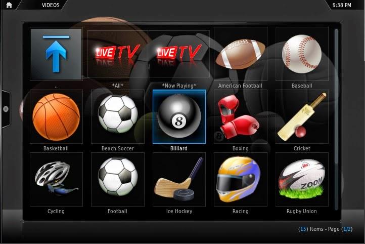 addons kodi apple tv 4
