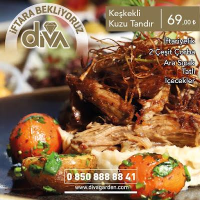 diva garden kocaeli iftar programı başiskele iftar yerleri kocaeli iftar menüleri