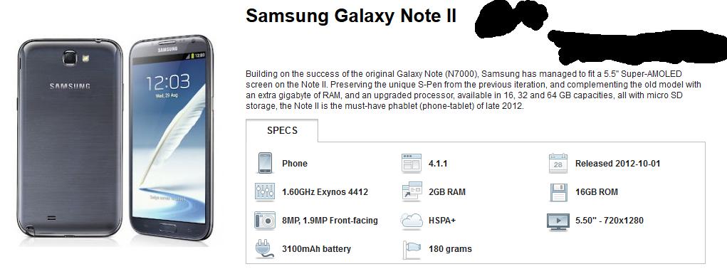 Cara Upgrade Galaxy Note 2 N7100/N7105 Ke Android 4.3 Jelly Bean