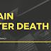 Your Brain still works after Death