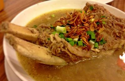 Kenikmatan Masakan Makassar di Jakarta