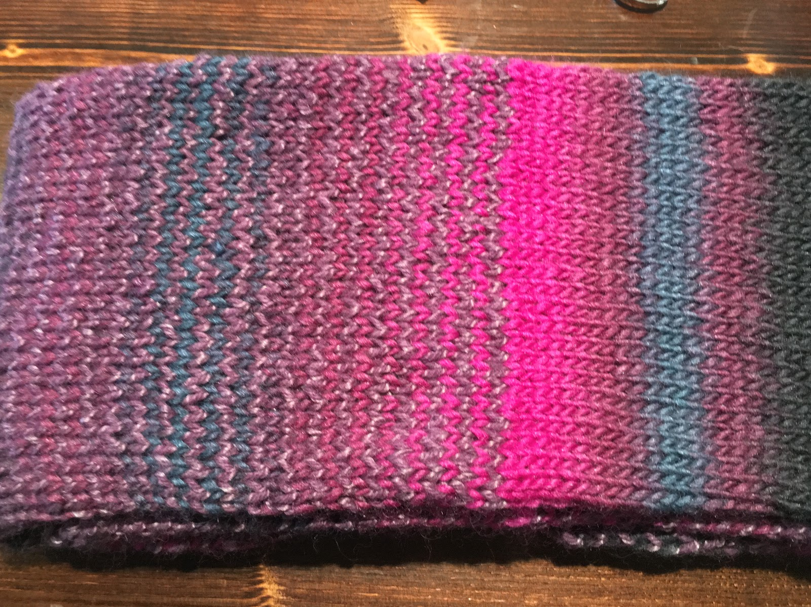Knitting How To Graft Stitches Together : Stitch and Chat: Blood, Sweat, and Tears
