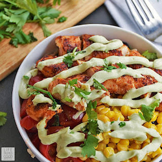 Burrito Bowl Recipe | by Life Tastes Good