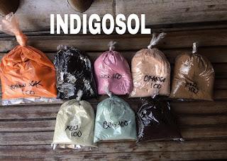 pewarna batik indigosol