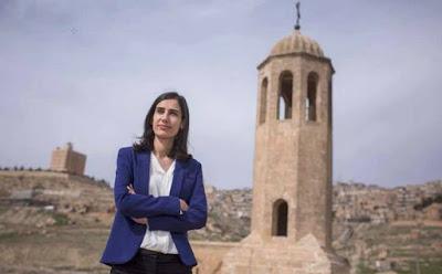 Penjelasan Mengenai Februniye Akyol Wakil Walikota BerAgama Kristen di Turki