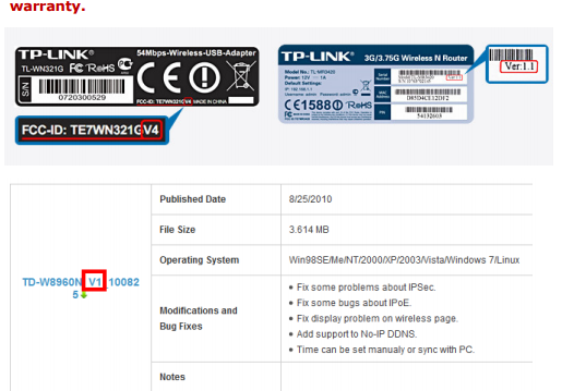 How to upgrade TP-LINK ADSL Modem Router - IT Professional
