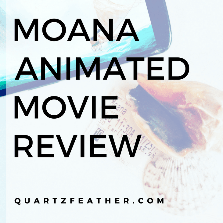 Moana Animated Movie Review