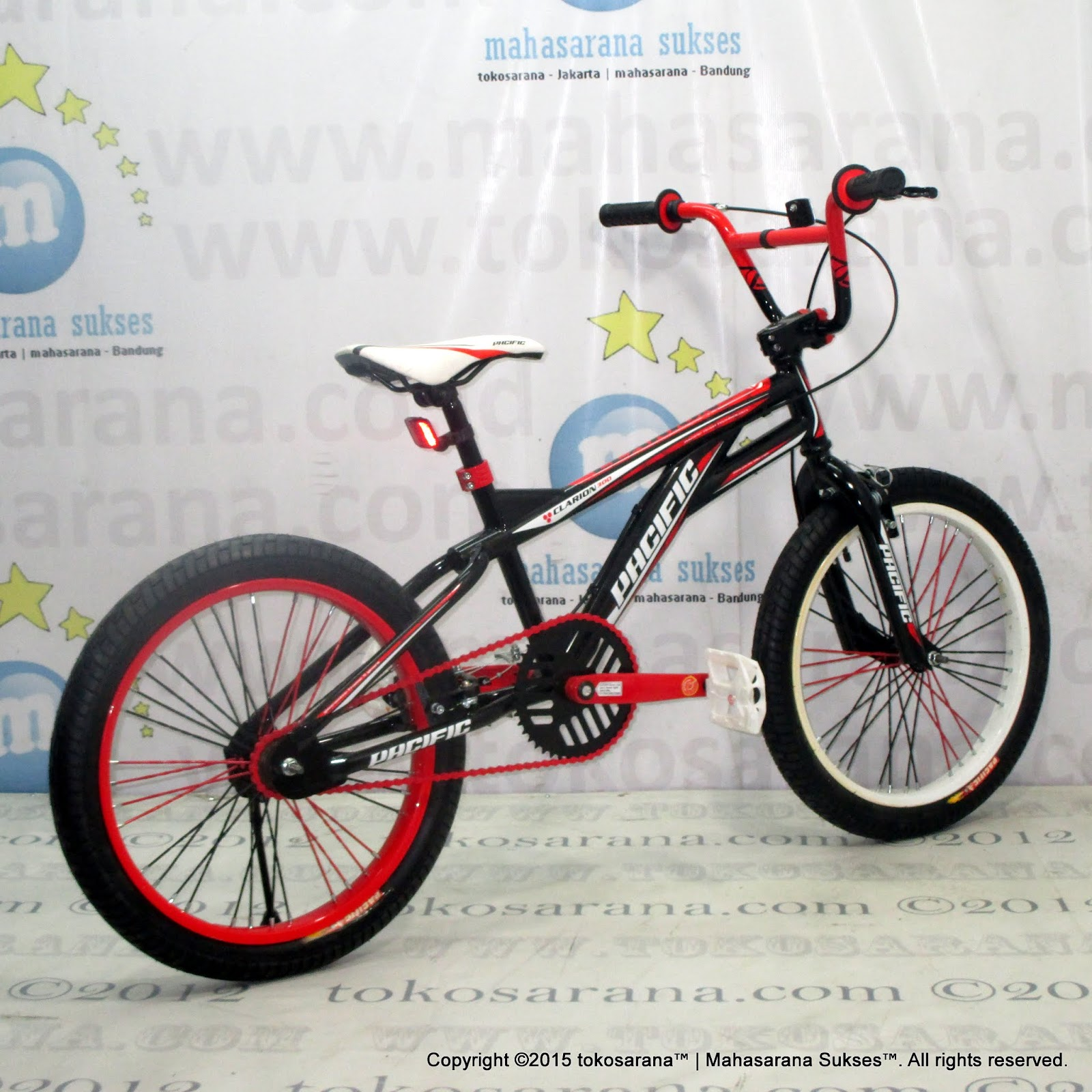 Sepeda BMX Pacific Clarion 300 Bearing 20 Inci News